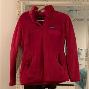 Patagonia re-tool snap T fleece!